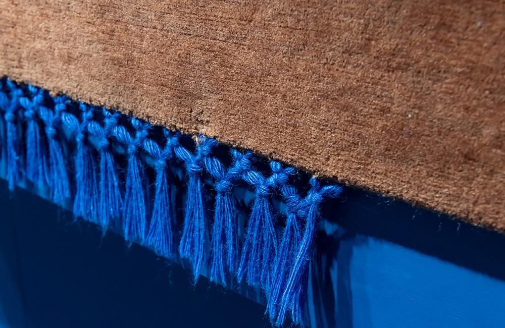 alfombra colorida