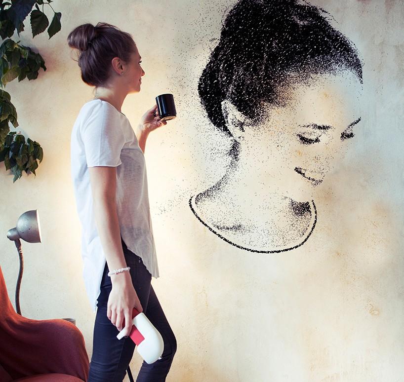 imagen creada con sprayprinter