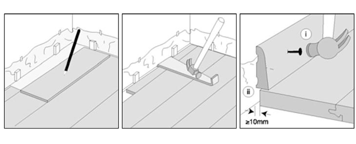 pata de cabra para instalar en esquinas